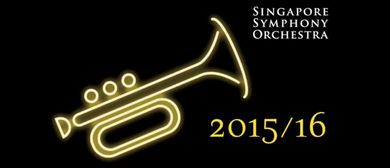 Singapore Symphony Orchestra (SSO) 2015/16 Season