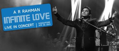 A. R. Rahman Infinite Love Live in Concert