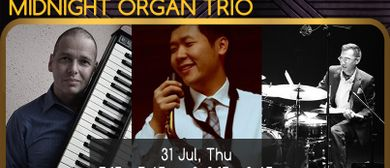 Jazz in July: Midnight Organ Trio