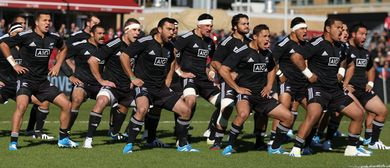 Asia Pacific Dragons VS Maori All Blacks XV's Match