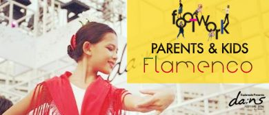 Parents & Kids Flamenco Workshop