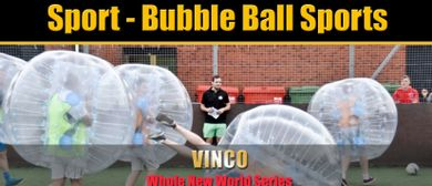 Experience Bubble Ball - the Game Changing Sport