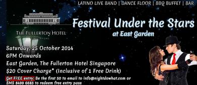 Latino Festival Under the Stars
