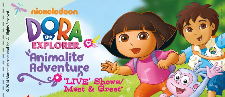 "Dora the Explorer ""Animalito Adventure"""