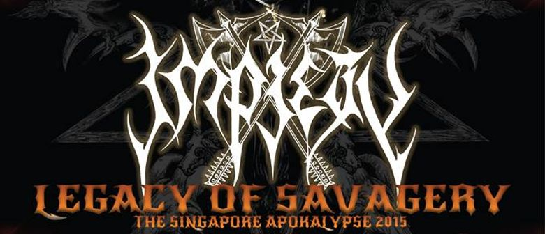 Impiety: Legacy of Savagery the Singapore Apokalypse
