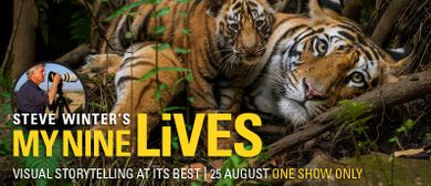 [National Geographic] My Nine Lives with Steve Winter