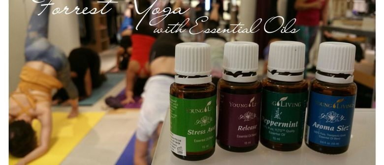 Forrest Yoga & Essential oils