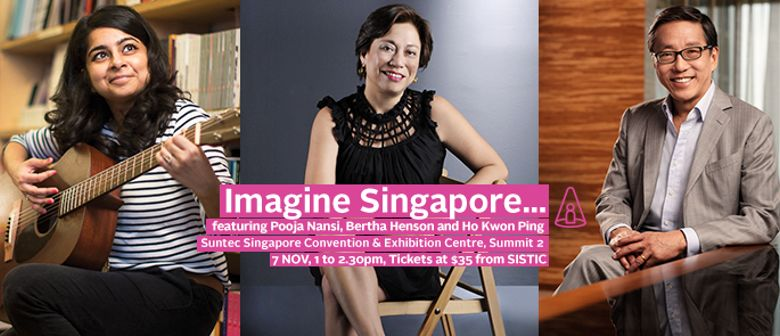 SWF Lecture: Imagine Singapore...