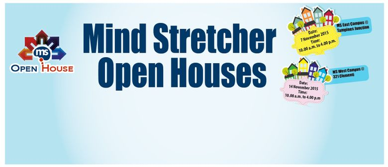 Mind Stretcher Open House @ 321 Clementi