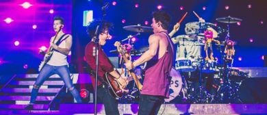 The Vamps With Special Guests The Tide