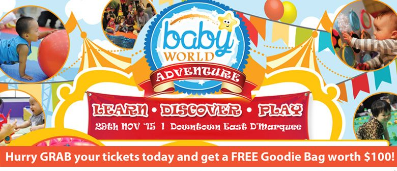 Baby World Adventure
