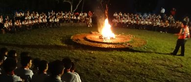 Voices: Campfire Sing-along with SSA