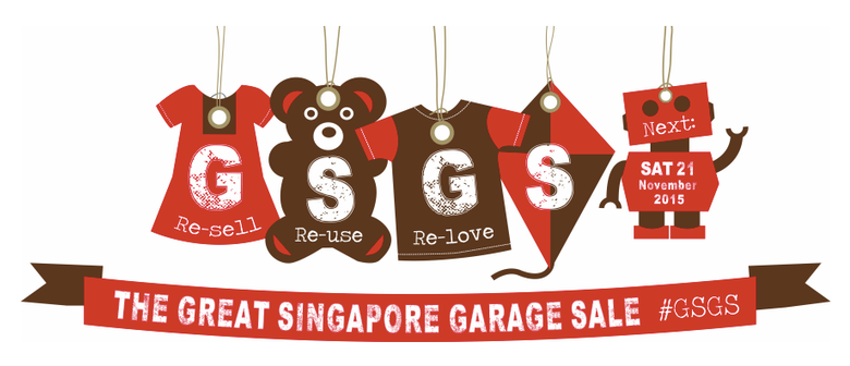 The Great Singapore Garage Sale