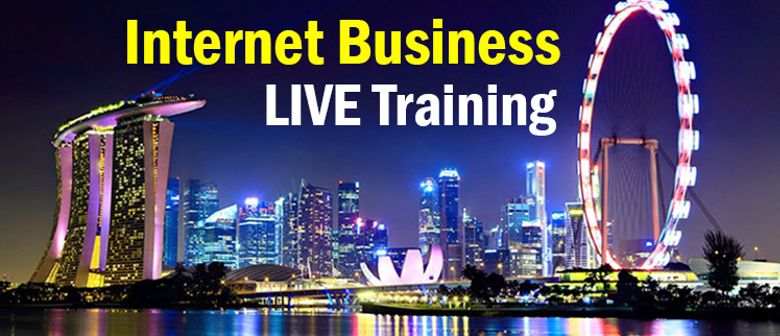 Create Your Profitable Internet Business Live Training
