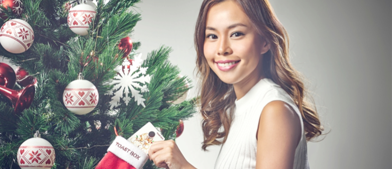 Be Festive This Christmas With Toast Box!