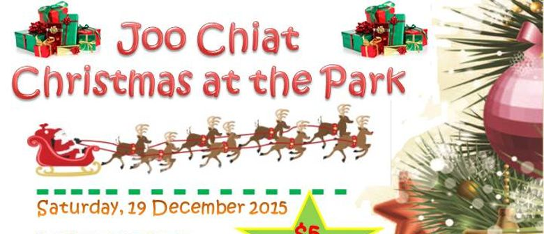 Joo Chiat Christmas At The Park