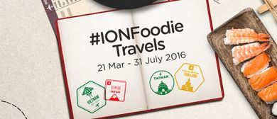 #IONFoodie Travels