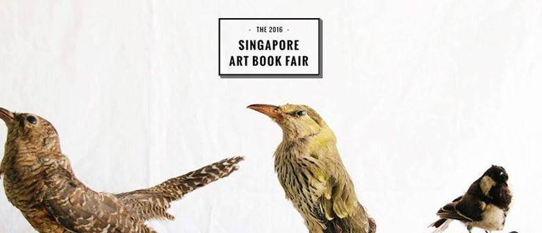 Singapore Art Book Fair 2016