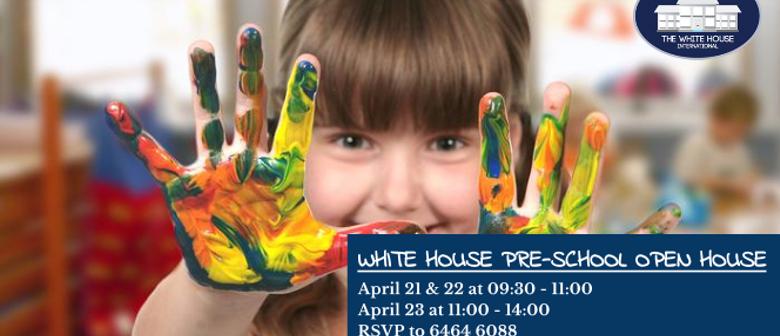 White House Pre-School Open House