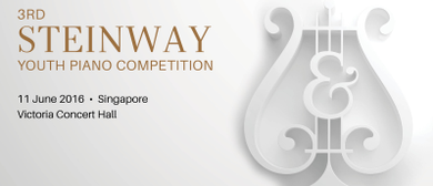 3rd Singapore Steinway Youth Piano Competition