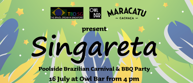 Poolside Brazilian Carnival & Bbq Party