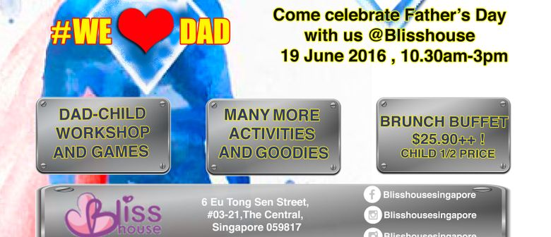 Superdad Father Day Event