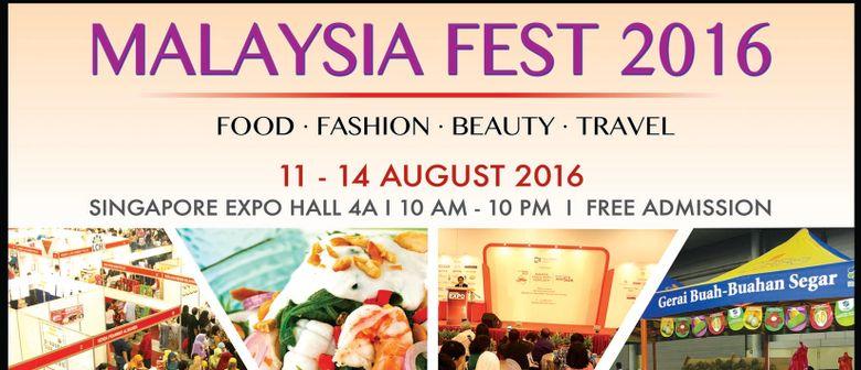 Malaysia Fest 2016
