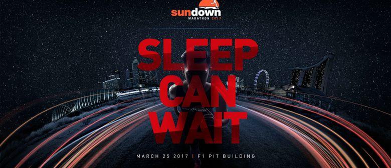 Sundown Marathon