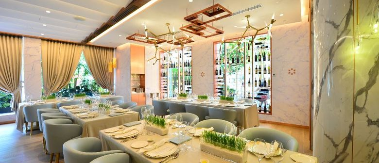 Third Edition of Art At Curate Dining Series