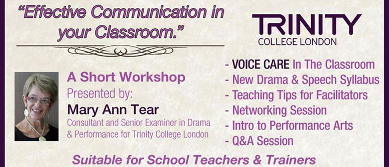 Effective Communication In Your Classroom