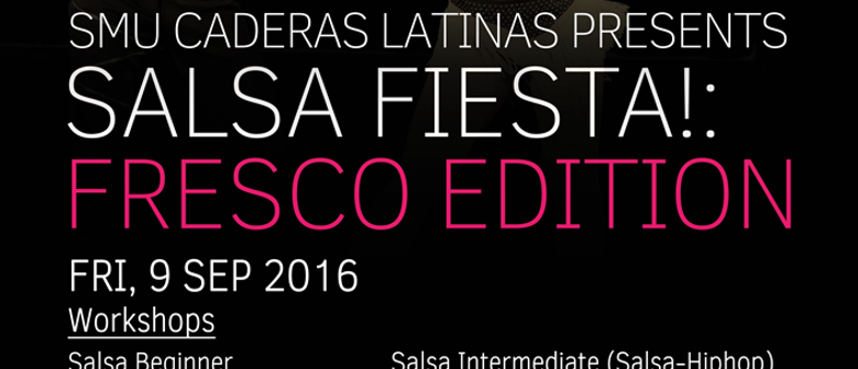Salsa Fiesta: Fresco Edition