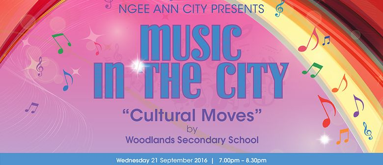 Music In the City - Cultural Moves