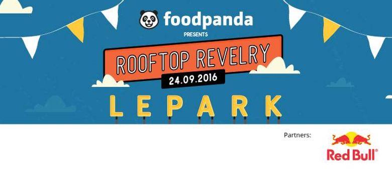 Rooftop Revelry By Foodpanda