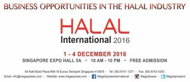 Halal International 2016 Incorporating World of Muslimah