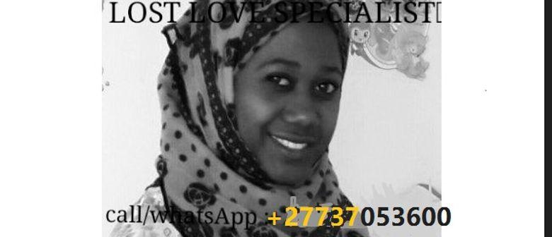Female Lost Love Spells Caster - Psychic Reader