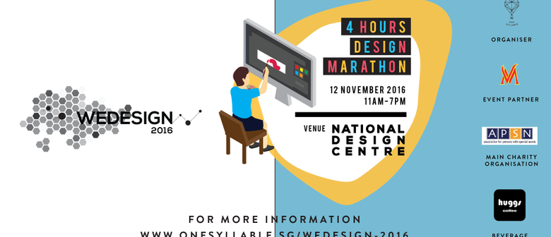 Wedesign 2016 - 4 Hours Design Competition