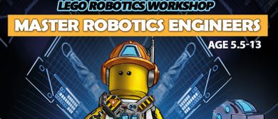 Master Robotics Engineers Lego Robotics Workshop