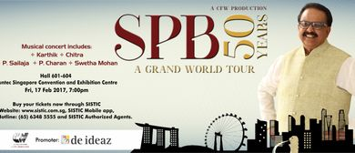 SPB50 A Grand World Tour