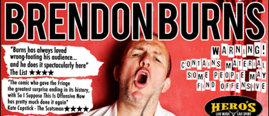 Brendon Burns – Hero of Comedy