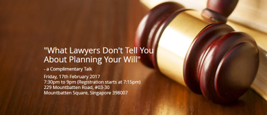 Educational Talk – Planning a Will